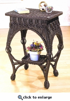 Victorian Lamp Table (UPS $45) (40% Off!)