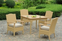 Hampshire Square Dining Set of Five (MF)