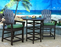 South Beach Counter Stools & Table