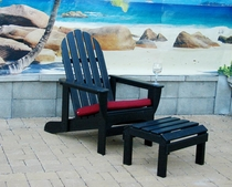 Adirondack Recliner Chair