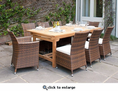 Valencia Dining Set/9