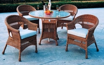 Seabreeze Dining Set of 5 (MF)