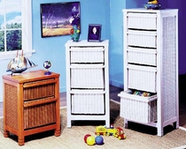Vertical Wicker Storage Cubes Click picture for details