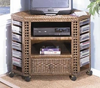Corner TV/CD Console CAC167 (UPS $85)
