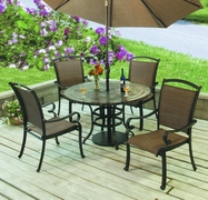 Terrace Stone Table Dining Collection