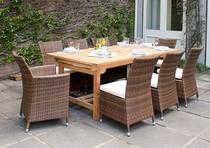 Valencia Dining Set of 9