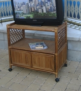 TV / Microwave Cart w/Casters (UPS $55)