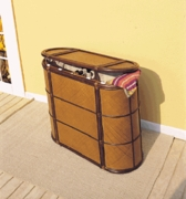 Rattan Double Hamper (UPS $60)