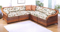 Moroccan Sectional - Middle Unit (UPS $85)