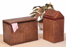 Moroccan Trunk & Hamper