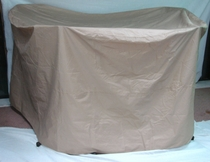 """Outdoor Covers: 42"""" Pub Table & 4 Stools (UPS $15)"""