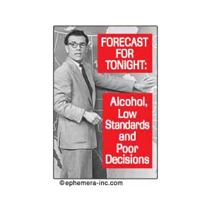 Forecast For Tonight Magnet