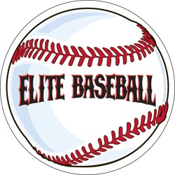 Custom Baseball Team Car Magnet