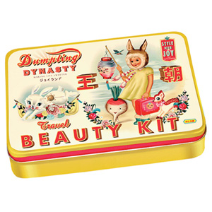 Dumpling Dynasty Beauty Travel  Kit
