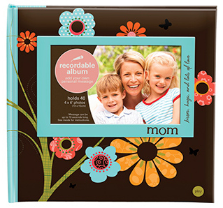 Talking Photo Album - Mom - 4x6