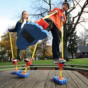 Stomp Walker Child Stilts