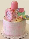 1 Tier Baby Cake