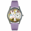 Personalized Easter Bunny Classic Watch