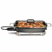 Hamilton Beach 12� x 16� Nonstick Electric Skillet 38540