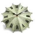 Umbrella Desk Clock - Green