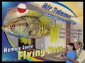 Remote Control Flying Bass