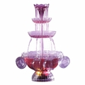 Nostalgia Electrics� Fountain Beverage Set LPF-210 Lighted Punch