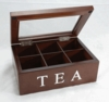 Wooden Tea Storage Gift Box