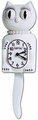 Kit Cat Clock - White