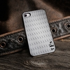 Personalized Diamond Plate iPhone Cover