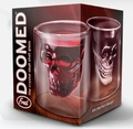 Doomed Skull Shot Glass