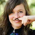 Fingerstache Temporary Mustache Tattoos