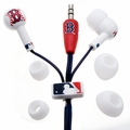 Boston Red Sox Baseball Earbuds