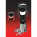 Emergency Flashlight with Multi Tools - 9 in 1