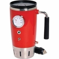 Retro Heated Travel Mug