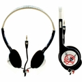 New York Yankees Baseball Headphones