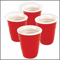 Mini Red Cup Shot Glasses