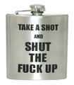 Shut the Fuck Up Flask