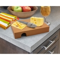 Nibbled Mouse Cheese Cutting Board