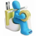 The Butt Station Desk Organizer - Blue