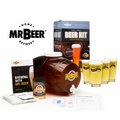 Mr. Beer with Personalized Beer Glass Set