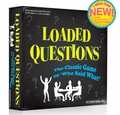 Loaded Questions Board Game