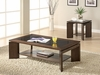 Contemporary glass top Coffee Table model # 701338