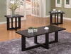 3 PC Set contemporary coffee and two end tables model # 701503