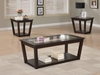 3 PC Set coffee & end tables model # 701506