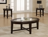 3PC Set coffee & 2end tables model # 701511_512