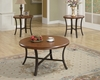 3PC Coffee table & end tables set model # 701520