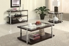 Modern glass top Coffee Table model # 701548