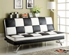 Modern coaster futon sofa bed model # 300225