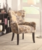 Accent Seating Chair Coaster furniture 902052 Nailhead