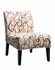 Accent lounge chair model # 468F3S -HOE